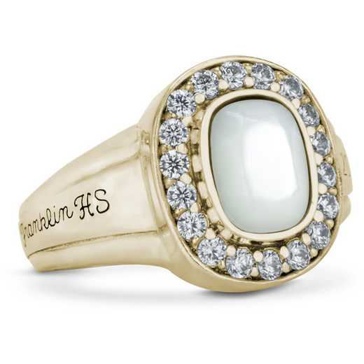 Women's E81 Poise Essence Class Ring