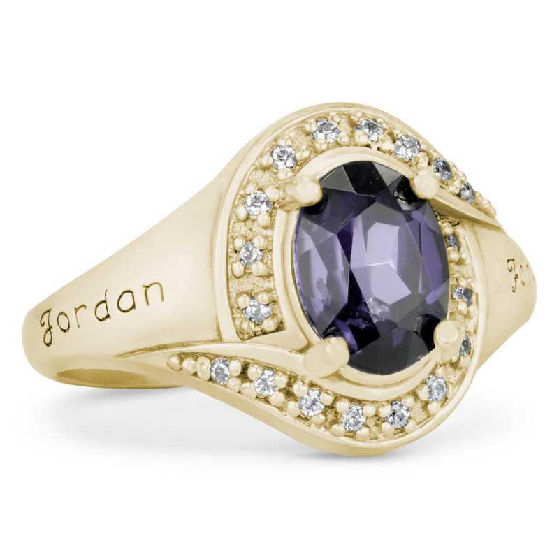 Women's E85 Endearing Essence Class Ring