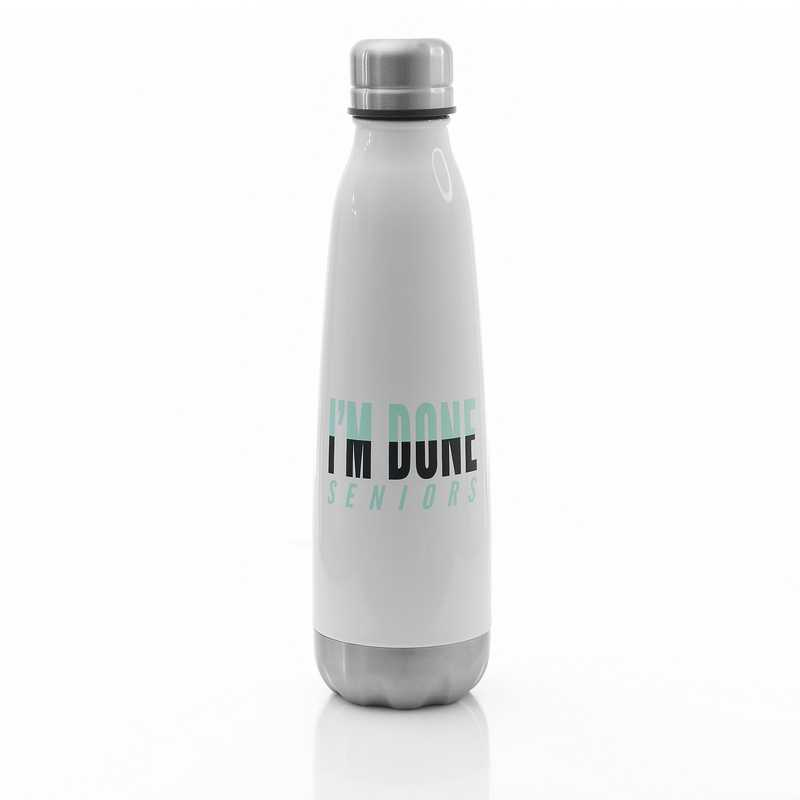 K021917: Insulated 17 oz. Water Bottle-I'm Done
