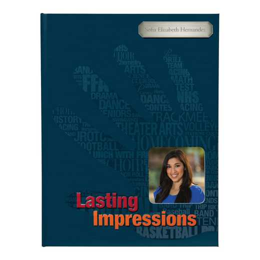 Limited: Lasting Impressions Memory Journal