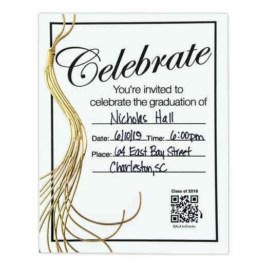 Stationery: Party Invitiations