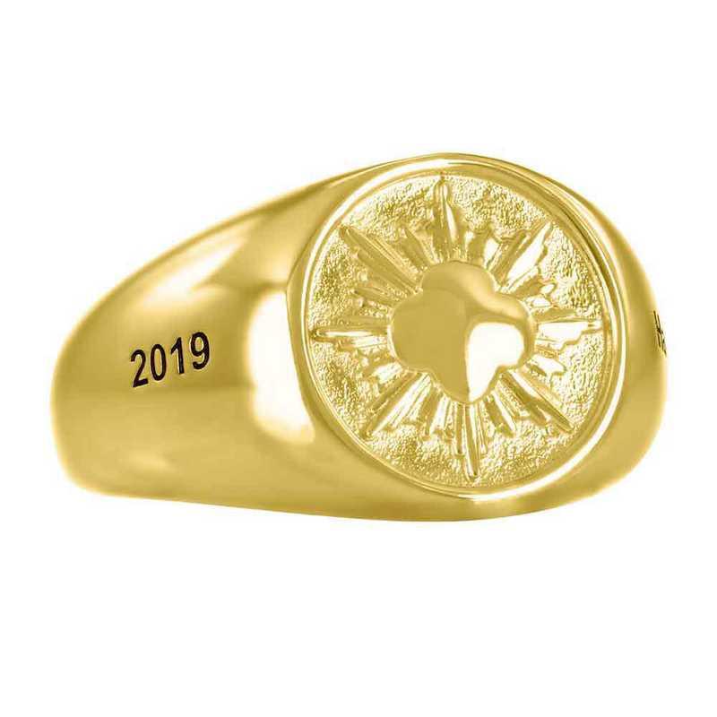 Girl Scout Gold Award Signet Ring