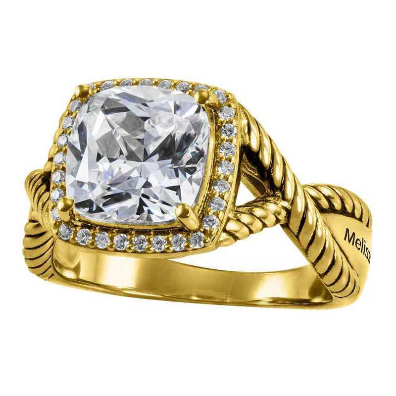 Girl Scout Gold Award Fashion Ring