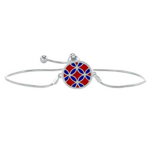 Ladies' Virtuoso Floral Round Bracelet