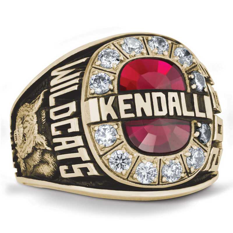 Men's I53 Epitome Identity Class Ring