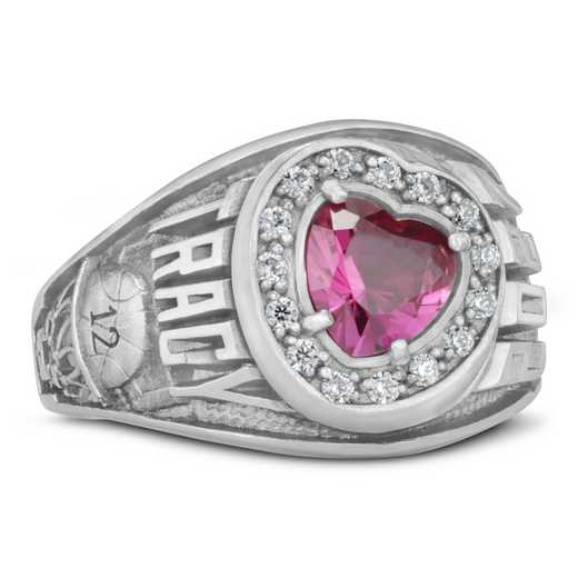 Women's I66 Incandescence Identity Class Ring