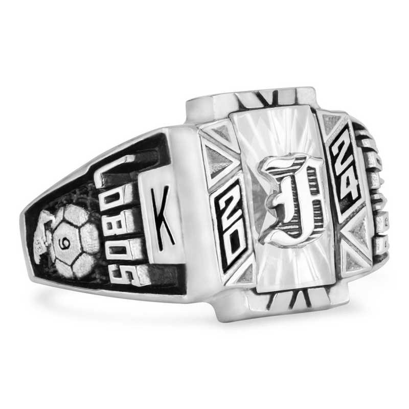 Women's L42 Devotion Legend Class Ring