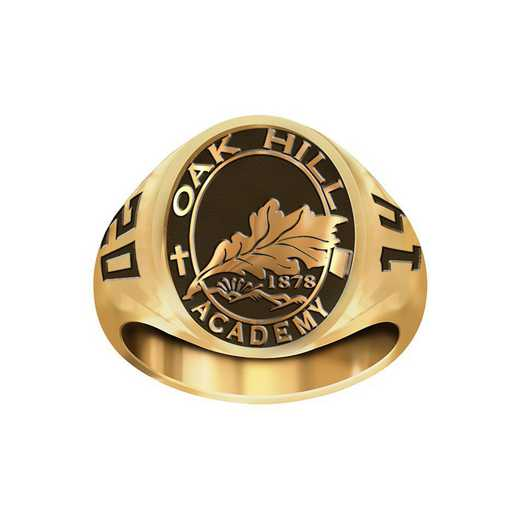 Oak Hill Academy-Her Ring