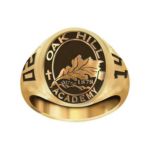 Oak Hill Academy-His Ring
