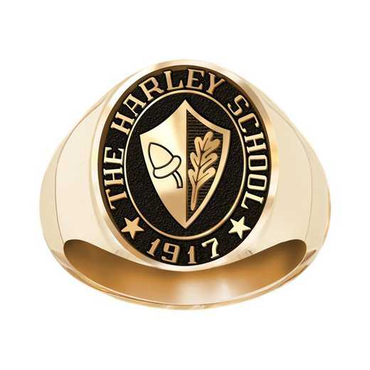 The Harley School Class Ring for Him