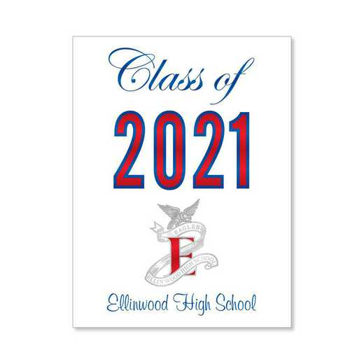 Ellinwood High Official Announcements with Photo