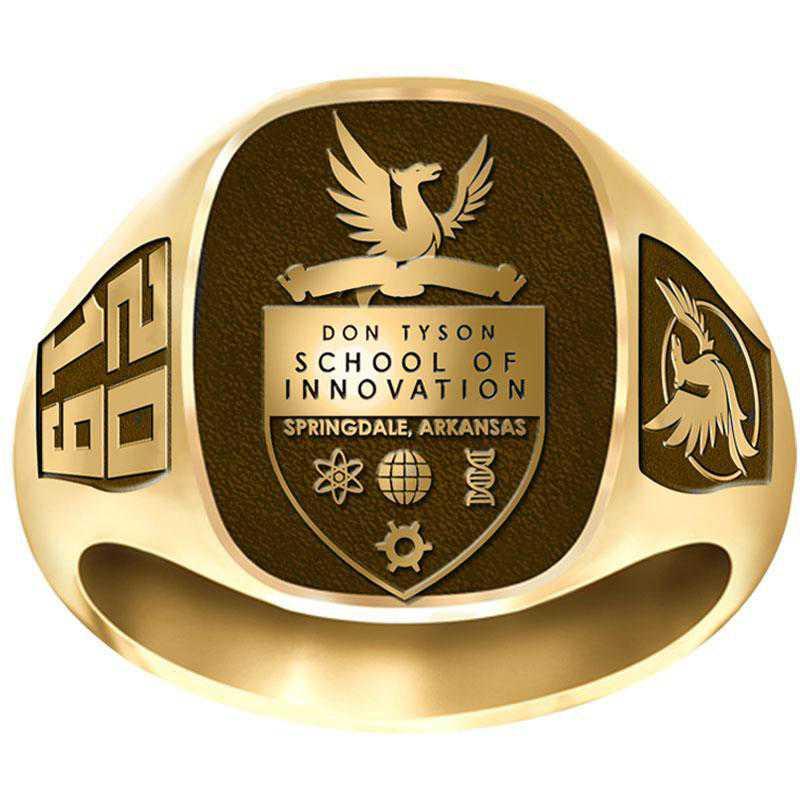 Don Tyson School of Innovation Men's Signet