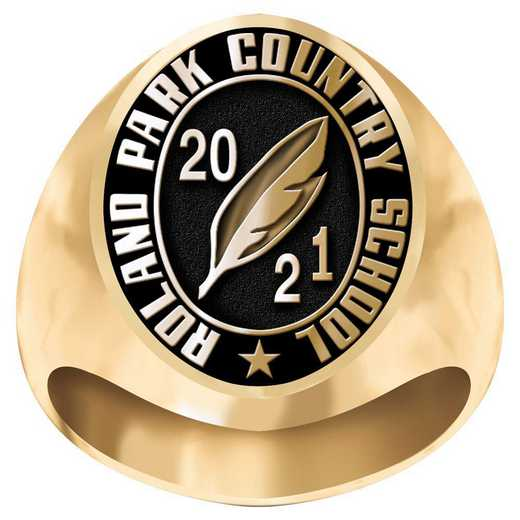 Roland Park Country School Signet Ring