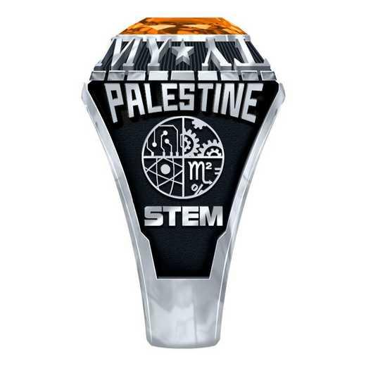 Men's UT Tyler University Academy Official Ring