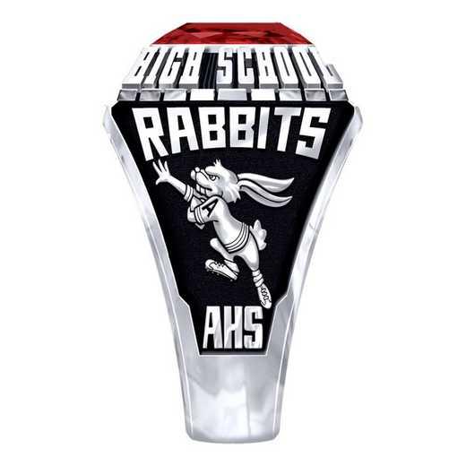 Men's Atlanta High School Official Ring
