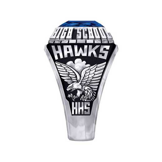 Women's Hawkins High School Official Ring