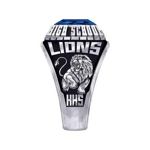 Women's Henderson High School Official Ring