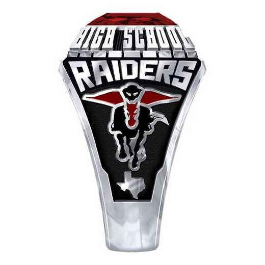 Men's Robert E. Lee High School Official Ring