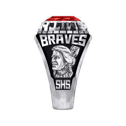 Men's Smithville High School Official Ring