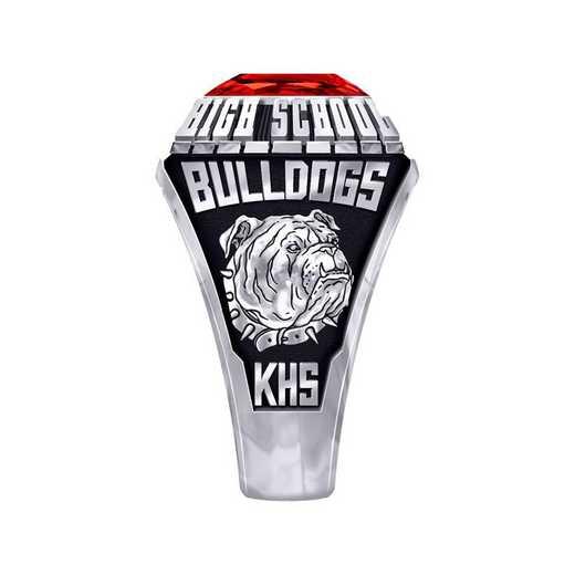 Women's Kilgore High School Official Ring