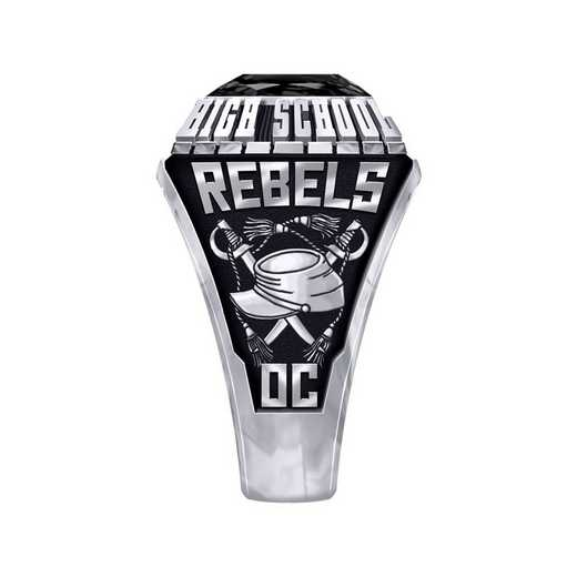 Women's Ore City High School Official Ring