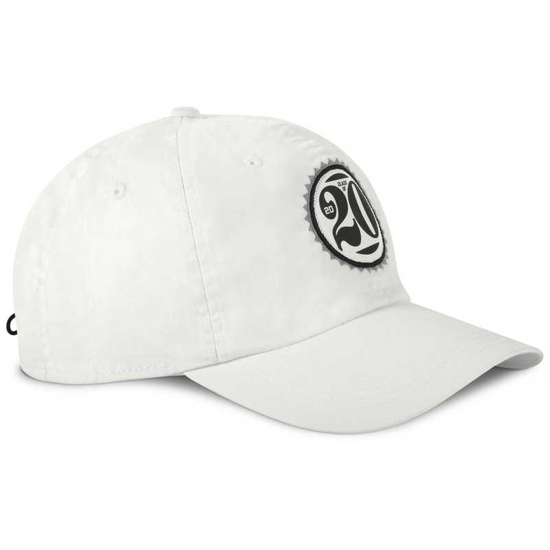 K021506: Hat-Lightweight Class of '20 Adjustable-White