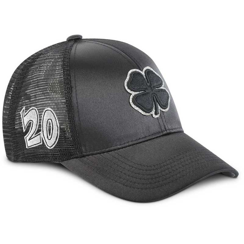 K021352: Hat-Black Clover 20 Jaybird #6-Adjustable-Black