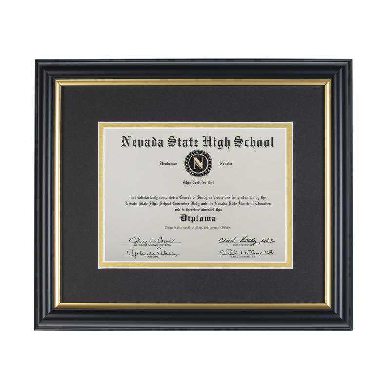 K021930: Diploma Frame for 6x8 Graduation Diploma