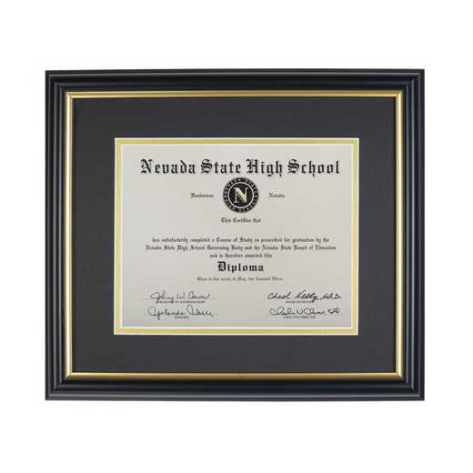 K021932: Diploma Frame for 8x10 Graduation Diploma