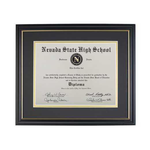 K021933: Diploma Frame for 8.5x11 Graduation Diploma