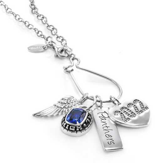 Graduation Charm Necklace by Liz James – Sterling Silver