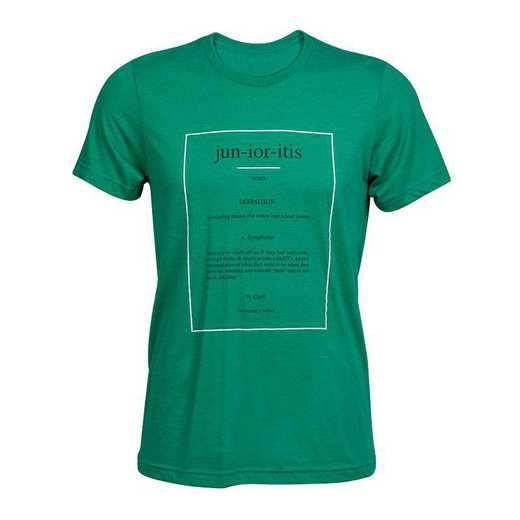 Junioritis 2021 T-Shirt, Green