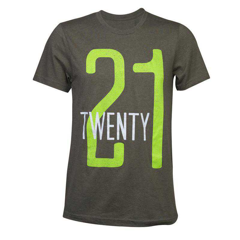 Throwback Jersey '21 Vintage T-Shirt