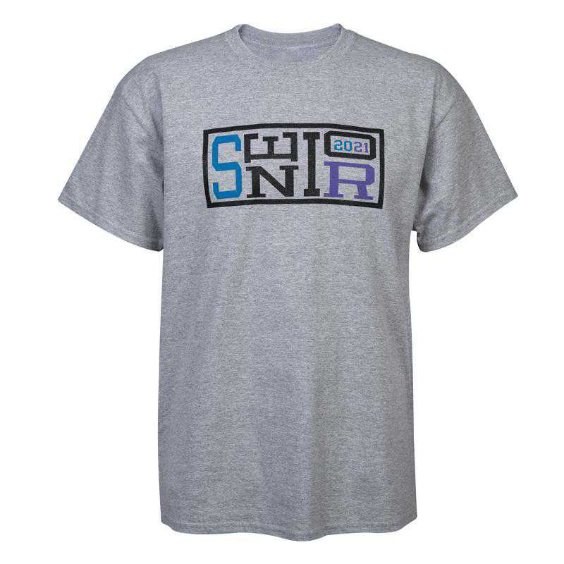 Senior Promo 2021 Gildan T-Shirt, Grey