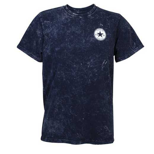Class of 2021 Cloud Wash T-Shirt, Navy