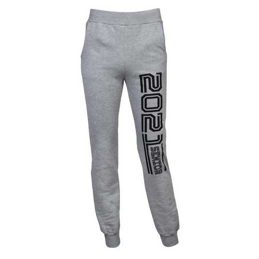 2021 Senior Jogger Sweatpants Leggings, Gray