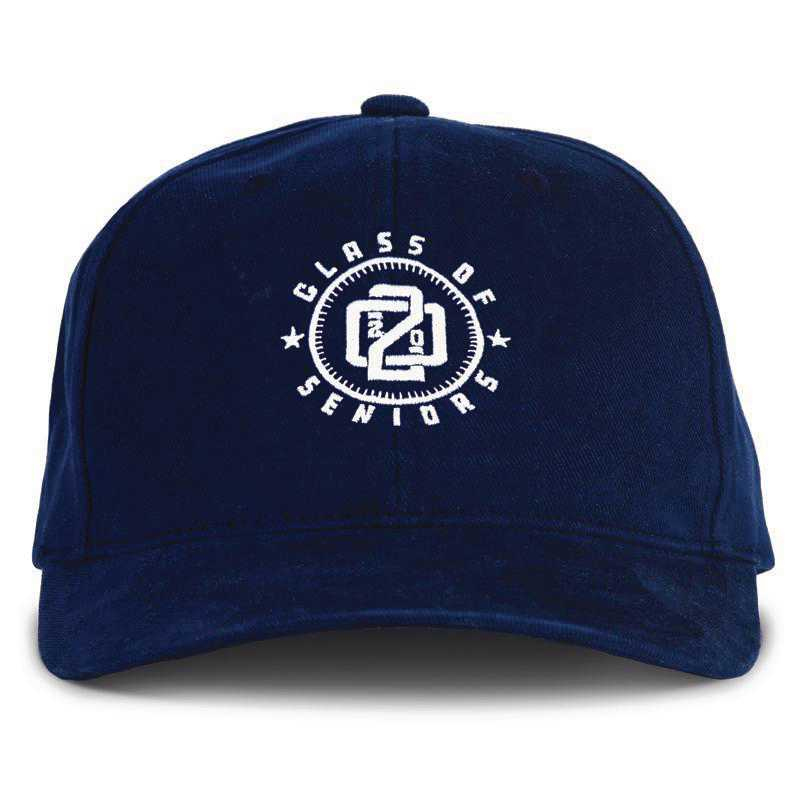 K022481: Class of 2021 Seniors Nike Baseball Hat, Adjustable, Navy