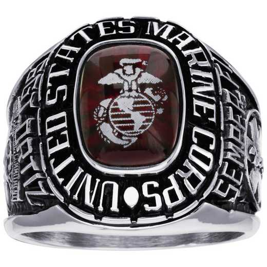 Men's Independence Military Ring