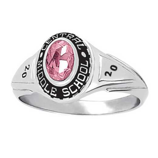 Women's JH23 Starlet Junior High Class Ring