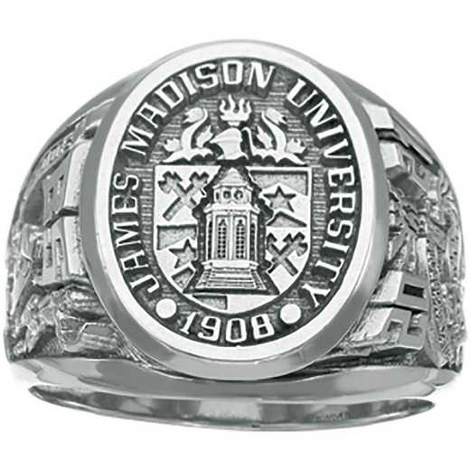 James Madison University Class Of 2021 Men's Collegian