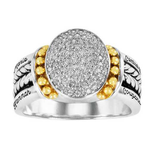Women's J54 Safari Journey Class Ring