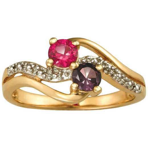 Juliet Couples Ring