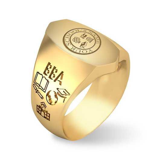 Kendra Scott Reagan College Ladies' Signet Class Ring