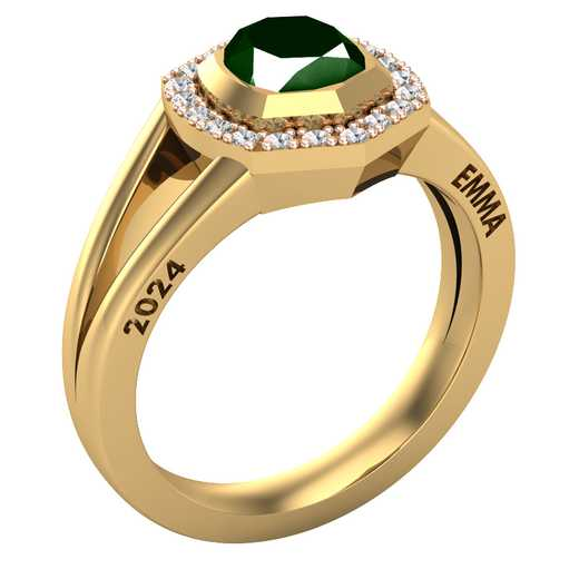 Kendra Scott Davis Halo College Class Ring