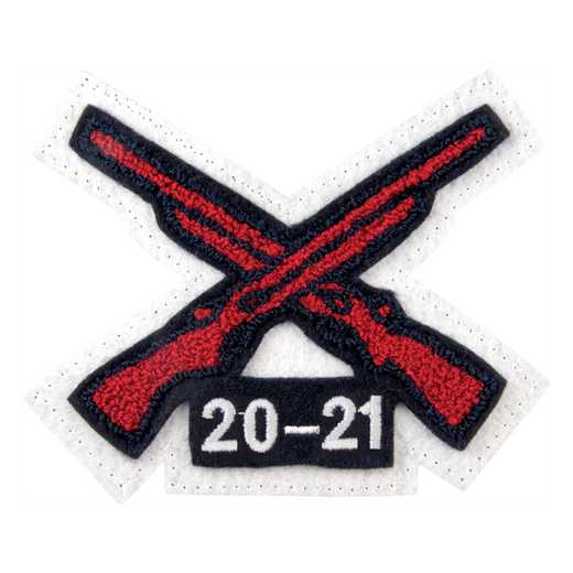 LJ2008: Crossed Rifles