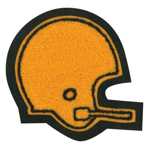 LJ3012R: Football Helmet - Right Facing