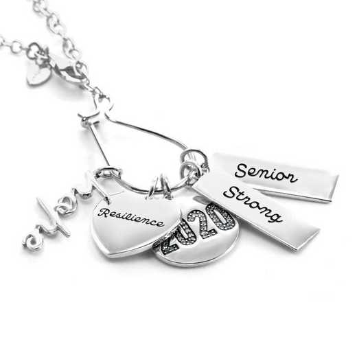 Graduation Charm Necklace by Liz James — Resilient
