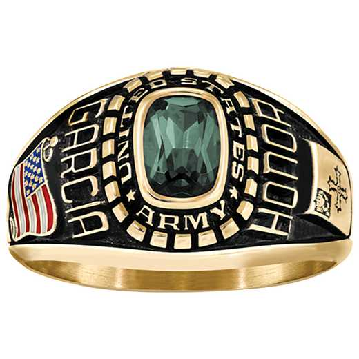 Ladies' Independence Military Ring