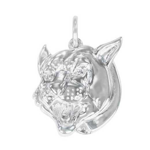 Liz James Bobcat Charm
