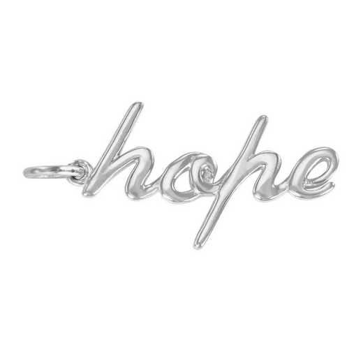 Liz James Hope Script Charm